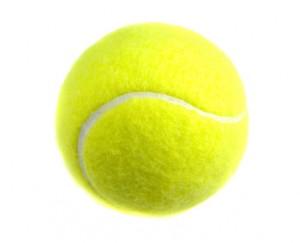 тенис топка