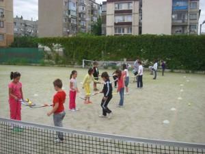 тенис в силистр